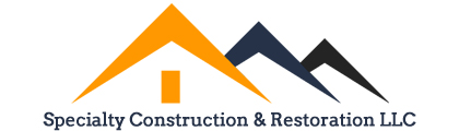Specialty Construction & Restoration LLC, Logo
